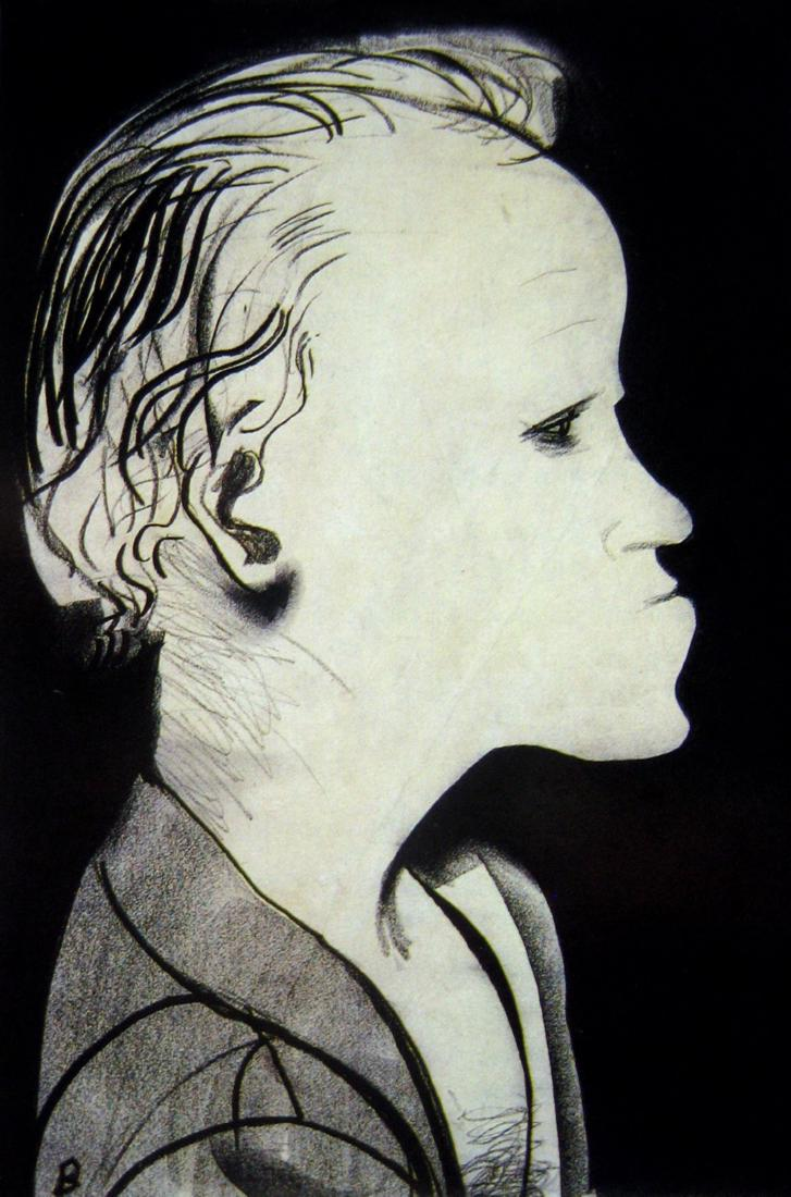 essays portraits charles blackman Charles blackman is renowned for his images that explore the duality of life:   alice (a portrait of barbara), with her high forehead, golden hair, prominent nose, .