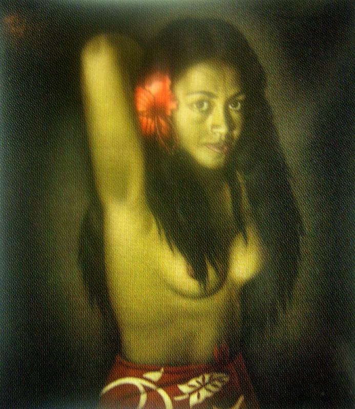 Tahitian Innocence