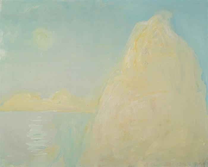 Afterglow (Sunset & Moonrise) 1987