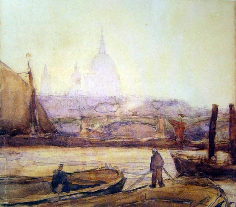 Owen Merton Paintings For Sale