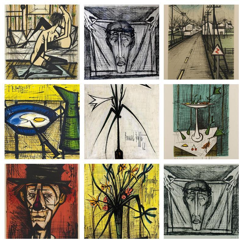 Bernard Buffet. 1928-95 - Prices of Art at Auction
